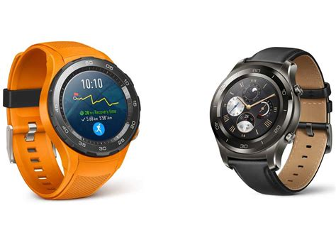 Huawei launches Watch 2, Watch 2 Classic and Porsche Design Smartwatch at MWC 2017 ? The Android