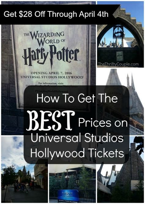 printable universal studios tickets universal studios hollywood tickets increased in price