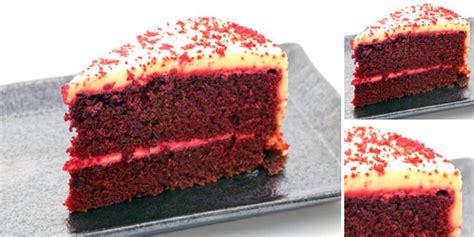cara membuat kue kering red velvet kuliner cake red velvet buah naga vemale com