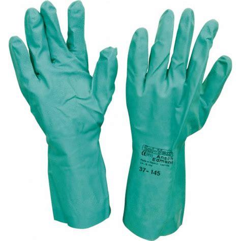 sol vex nitrile gloves size