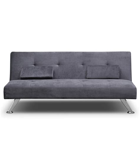 sofa cum bed price in chennai fabhomedecor sunrise sofa cum bed grey best price in india