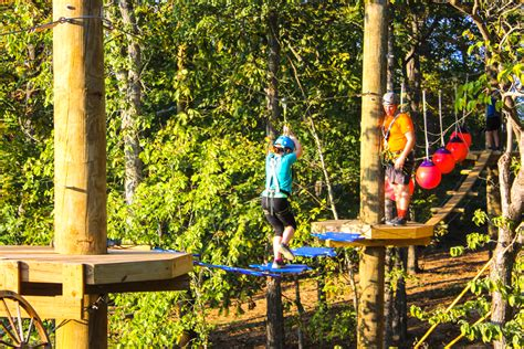 walmart country treetops treetop aerial adventure in missouri ozark outdoors riverfront resort