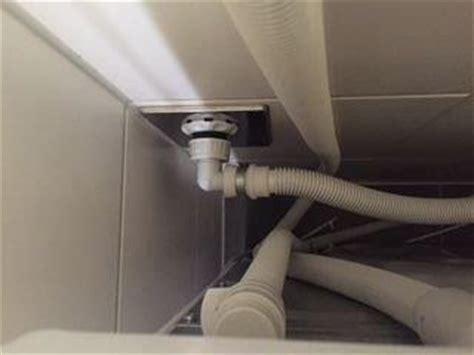 Verbindungsstück Waschmaschine Abfluss by Anschluss Trockner Und Wm An Up Siphon Haustechnikdialog