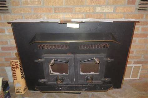 vestal fireplace insert bc auctions