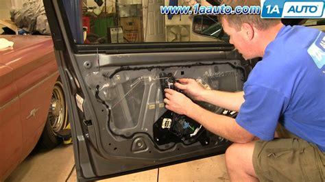how to pull off inner panel rear door 2013 rolls royce phantom cadillac dts rear door panel removal