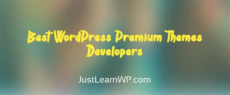best theme for developers 17 best premium themes developers marketplaces