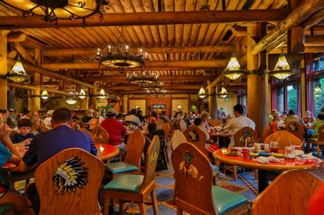 Whispering Canyon Cafe Platter Dinner Review ? easyWDW