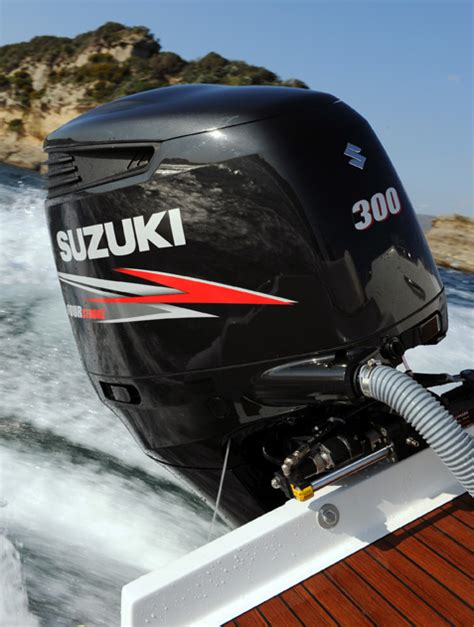 Suzuki Df300 лодочный мотор Suzuki Df 300 Apx на лодках и катерах