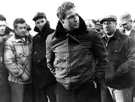 Brando Has A Something For The by Oscar Best Picture On The Waterfront 1954 Emanuel Levy