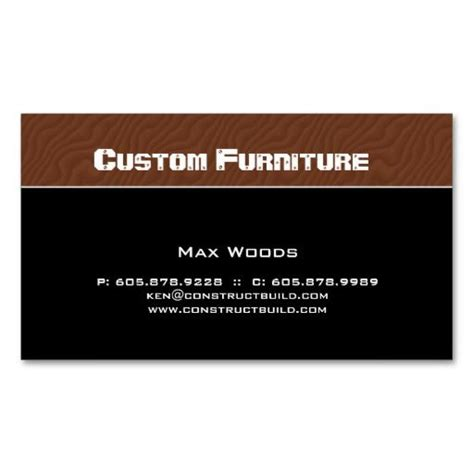 wood grain business card template 304 best images about carpenter business cards on