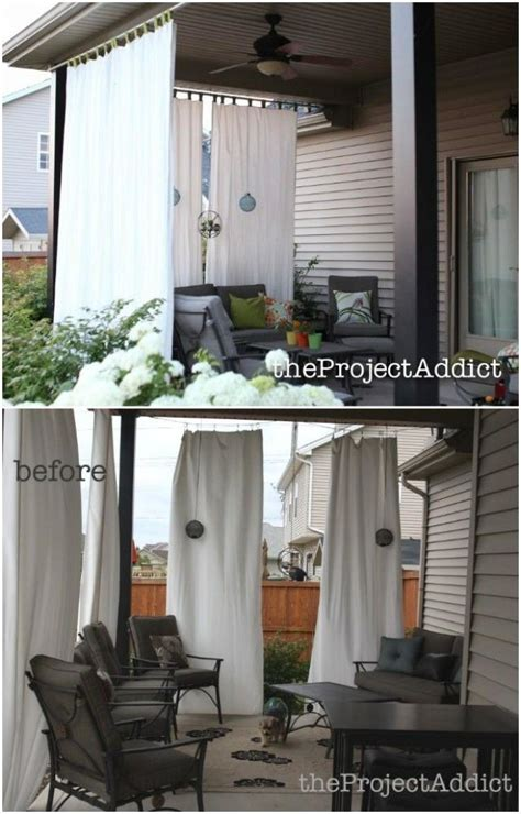 apartment patio privacy screen 10 diy patio privacy screen projects free plan