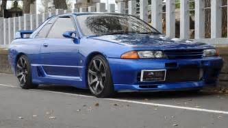Nissan Gtr Skyline For Sale In Usa Nissan Skyline Gtr R32 Bayside Blue For Sale Import Jdm