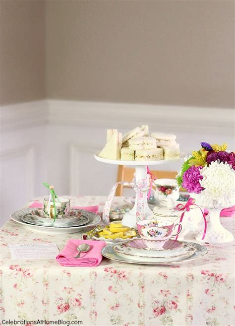 bridal shower tea ideas tea bridal shower ideas celebrations at home