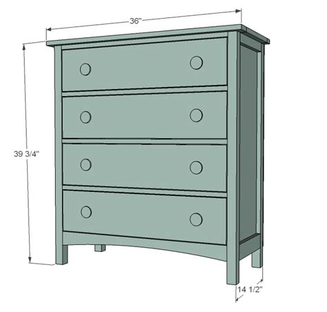Dresser Measurement by White S Cottage Dresser Diy Projects