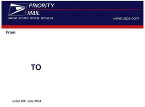 Usps Label Template by 2004 Usps Label 228 Template Thought Id Put This Up For