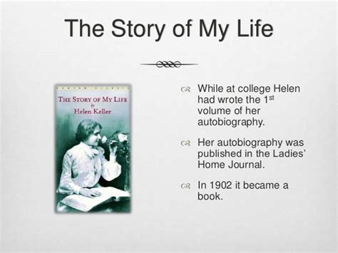 helen keller biography for third grade helen keller s life