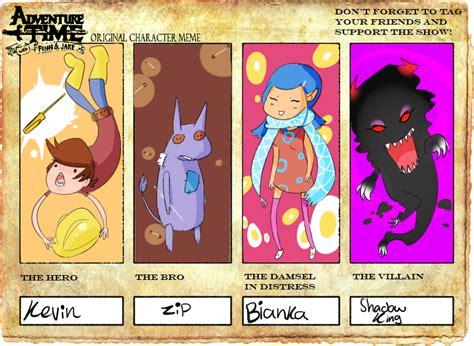 Meme Adventure Time - adventure time oc meme by bluequail