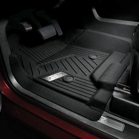 2012 Chevy Silverado Floor Mats by 2017 Silverado 2500 Premium All Weather Floor Liners