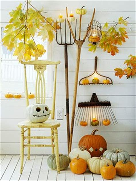 better homes and gardens fall decorating nanalulu s musings pretty fall pumpkin ideas from better