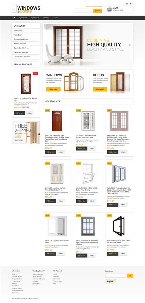 layout building instructions magento minimalist windows and doors magento theme tmt fxtheme