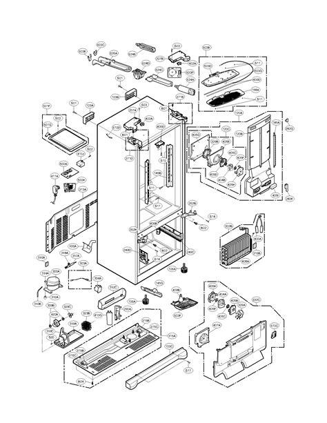 kenmore elite parts parts diagram parts list for model 79571056010 kenmore elite parts refrigerator parts