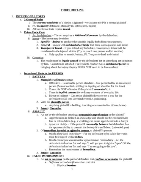 Negligence Essay by Tort Essay Laws Of Essay Exles The Abou Nuvolexa H Jpg Tort Essay Abuse