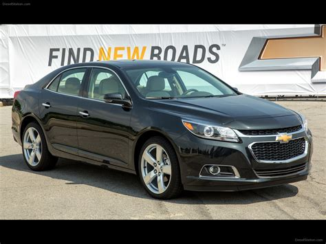Chevrolet Malubu Chevrolet Malibu 2014 Car Wallpaper 15 Of 34
