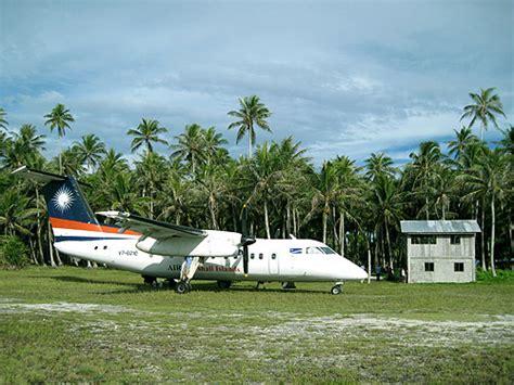 Ailinglaplap Atoll airport Ralik Chain Marshall Islands ...