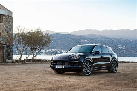 Porsche Cayenne Turbo Motor by Sprint Sumo The New Porsche Cayenne Turbo Motor S Master