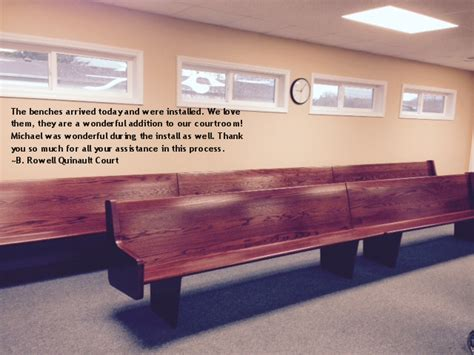 courtroom benches courtroom benches at quality church furniture