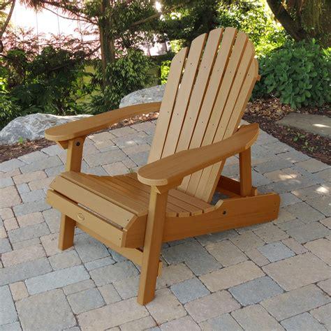 reclining adirondack chairs hamilton folding and reclining adirondack chair highwood