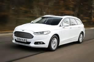 Ford Estates Ford Mondeo Estate Review 2017 Autocar