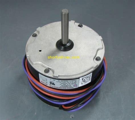 goodman condenser fan motor goodman 1 4 hp condenser fan motor 0131m00018ps
