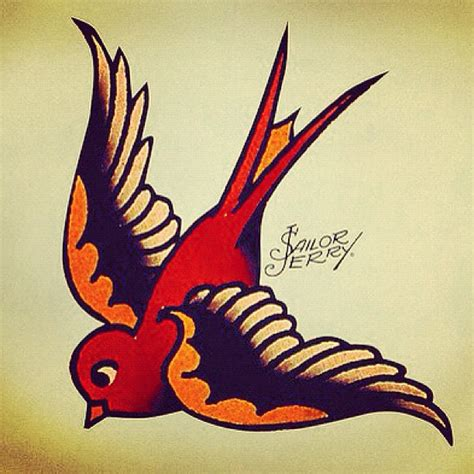 classic swallow tattoo design american traditional tattoos tattoos