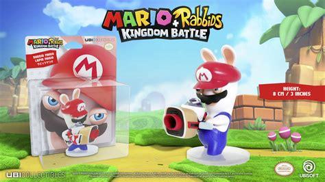 Sale Amiibo Rabbid Mario Lapin Mario mario rabbids kingdom battle e3 2017 trailer and gameplay neogaf