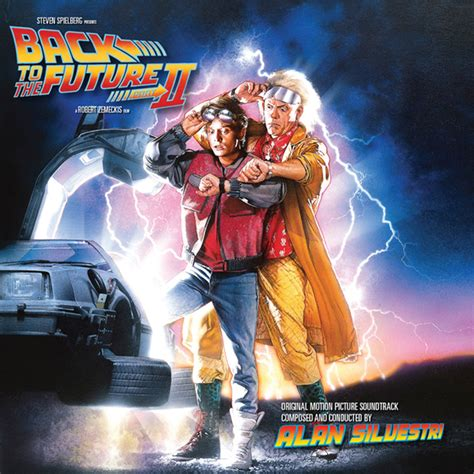 Expanded back to the future part ii soundtrack announced film