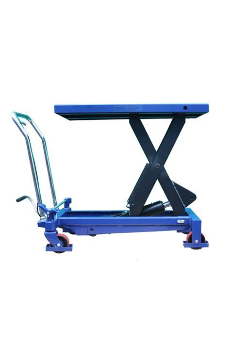 scissor lift platform table scissor lift hydraulic platform table 1000kg pt03325