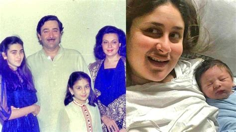 karina kapoor is father kareena kapoor with family and cousins husband mother