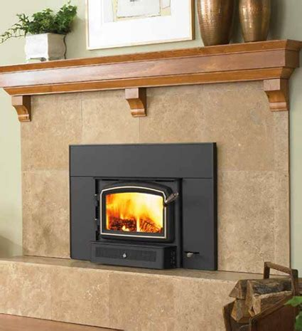 Insert Top by Wood Inserts Wood Burning Fireplace Inserts Top