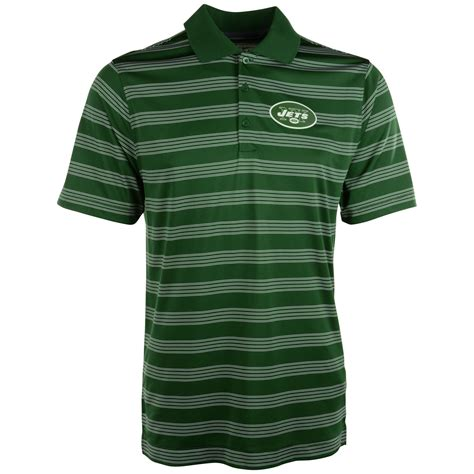 Polo Tshirt Nike Jets nike s new york jets preseason polo shirt in green for green white lyst