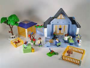 Interior Design On Wall At Home playmobil animal clinic amp operating room 4343 4346