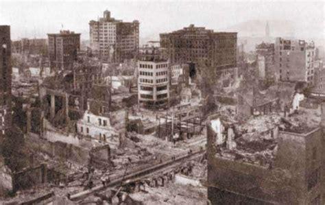 earthquake of 1906 san francisco earthquake of 1906 facts magnitude
