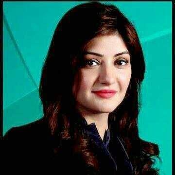 top 10 best pakistani female news anchors 2015