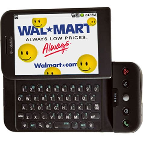 g1 price drop: wal mart to sell android for less   pcworld