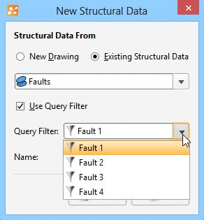 importing structural data