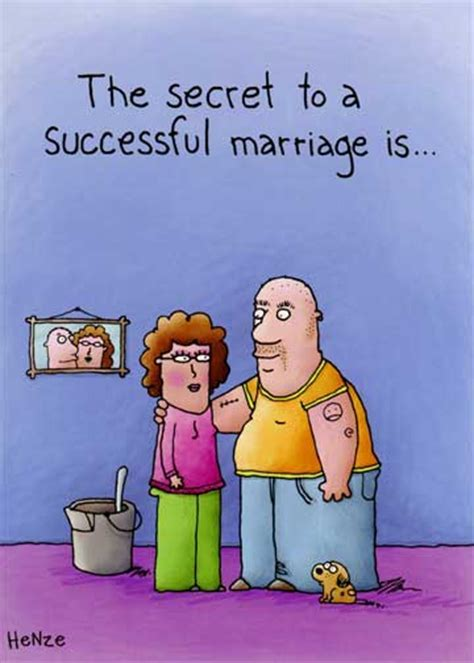 Successful Marriage Funny / Humorous Wedding Anniversary