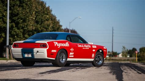 sox and martin challenger dodge drag pack challenger autos post