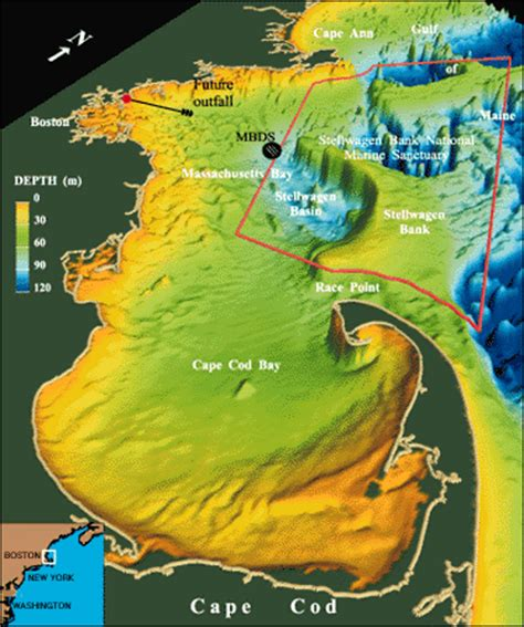 geology of cape cod figure 1 predicting the term fate of sediments and