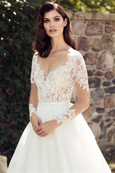 Sleeve Wedding Dresses by Best Sleeve Mermaid Dress Ideas On Lace