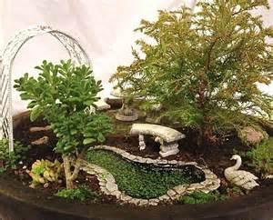 results are in the annual miniature garden contest 2012